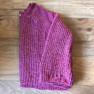 Warm and Cozy women's cropped sweater